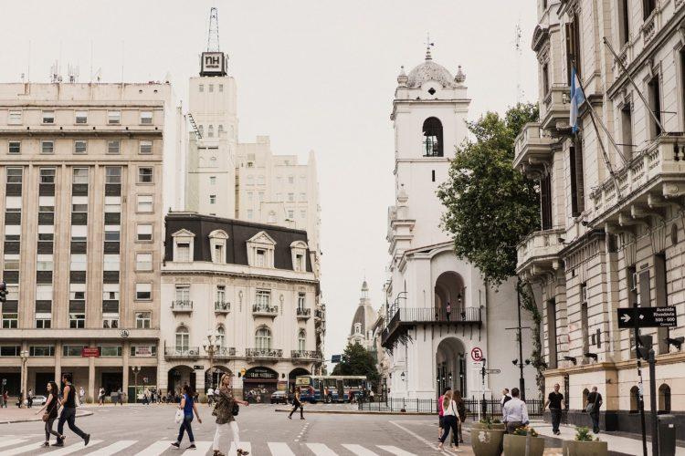 Путописи књижевног уредника – Буенос Ајрес