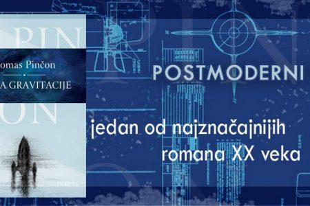 """""""Duga gravitacije"""" Tomasa Pinčona konačno na srpskom jeziku"""