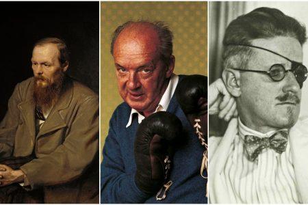 "Vladimir Nabokov o Dostojevskom i Džojsovom ""Uliksu"""
